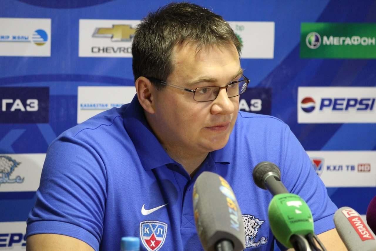 Андрей Назаров, Барыс